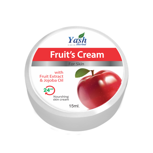 15 ml Fruit Cream