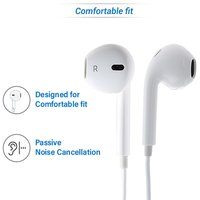 pTron Avento In-Ear Stereo Bluetooth Headphones with Mic & Music Control