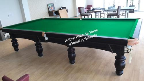 Billiards Wooden Board Table