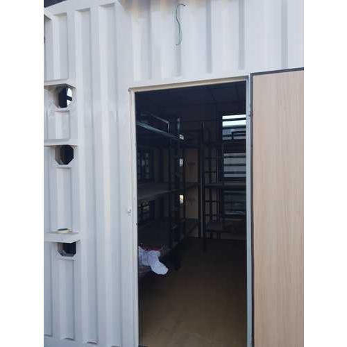 Steel Bunk House