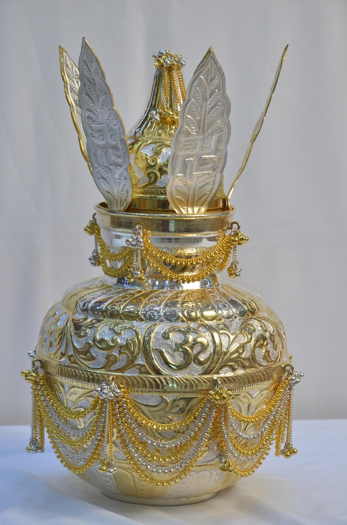 Silver Kalash