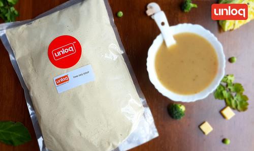 Instant Thai Veg Soup