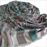 Kani Woven Stole/shawls , size-70x200cm and 100x200cm