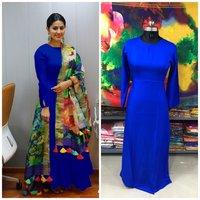 Designer party wear kurti