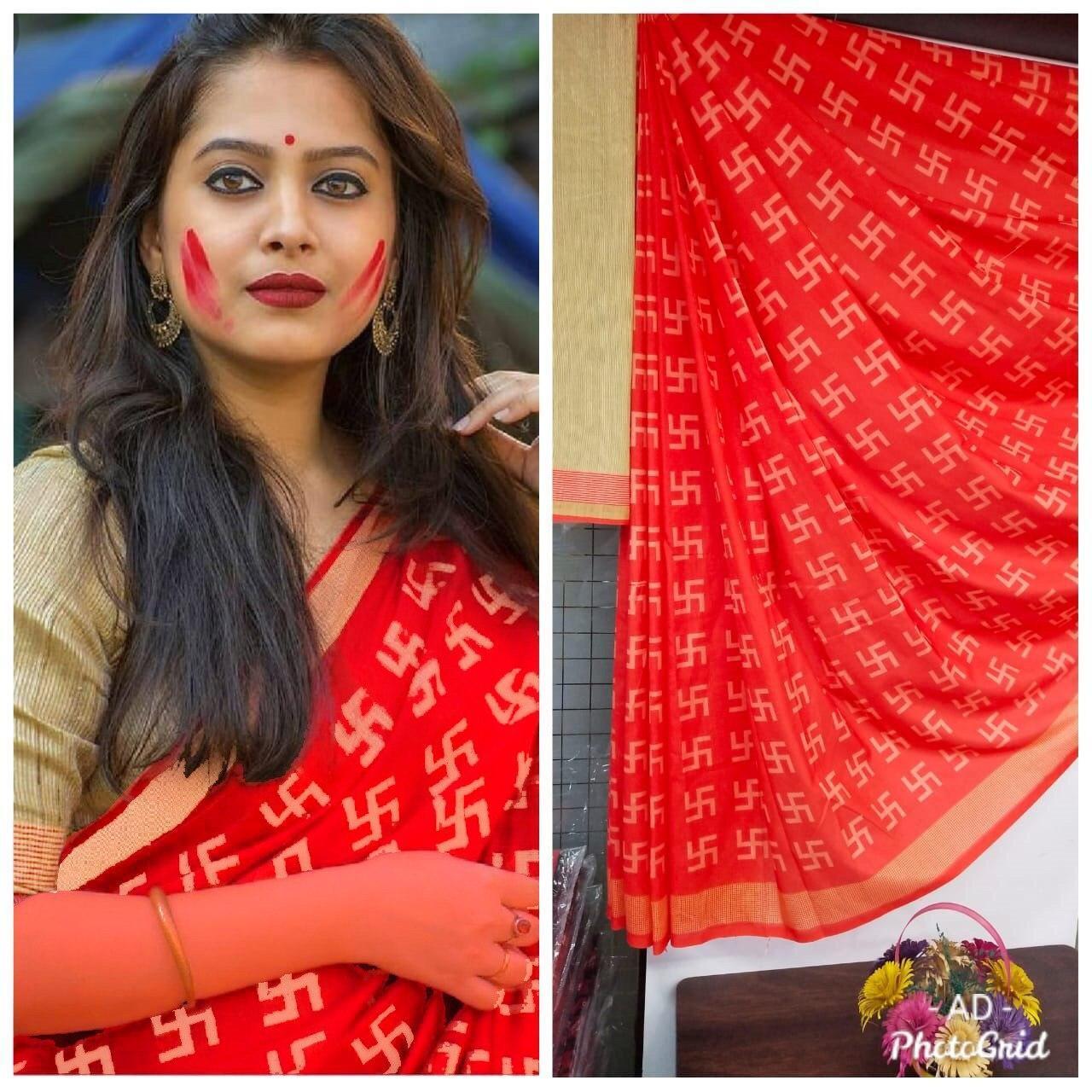 Ladies Soft Silk Saree