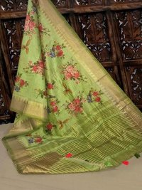 Surat Soft Lilen Saree