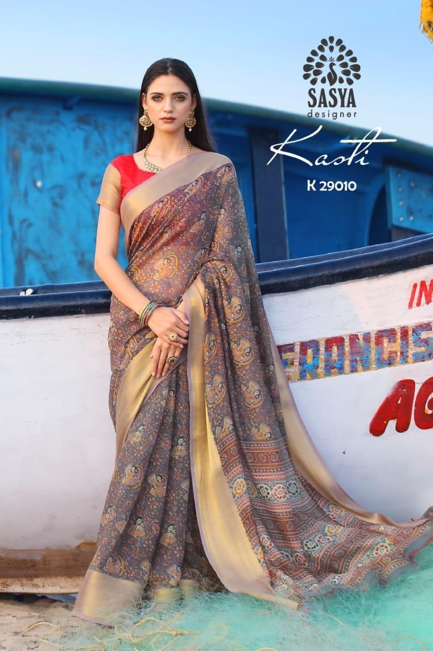 Surat Ladies Soft Cotton Saree