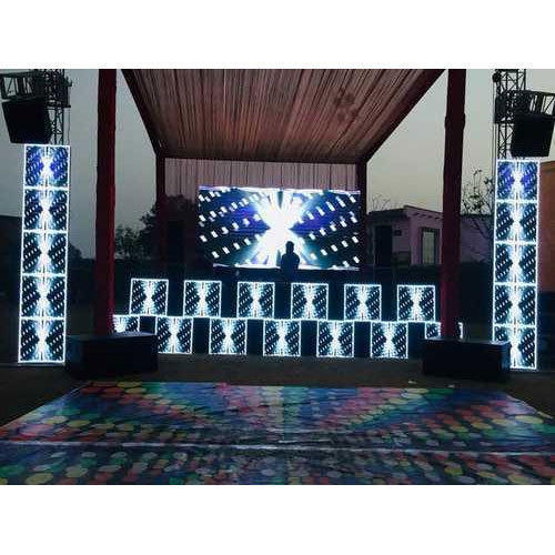 best rental led screen