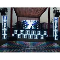 best rental led screen