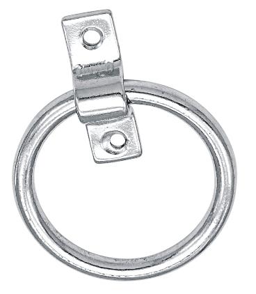 SS Two Piece WIndow Ring (W/o Welding)