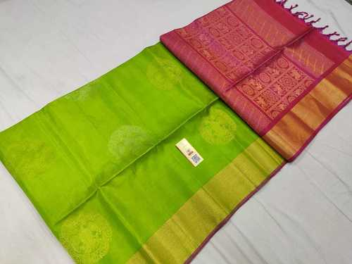 Pure Silk Warp Saree