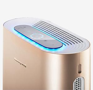 Air Touch Gold Electric Portable Air Purifier