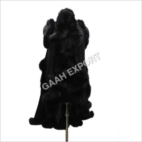 Cashmere Pashmina Fur Shrugs