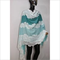 Ombre Shaded Lace Shawls/ Stoles
