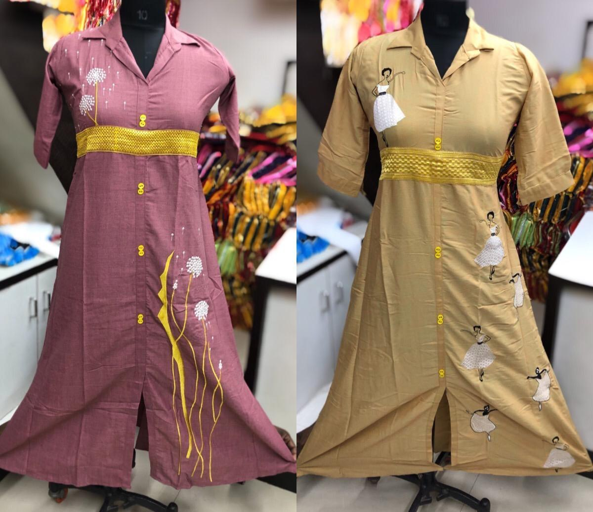 New stylish kurti