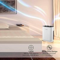 i8 Air Touch White 42 Watt Honeywell Air Purifier