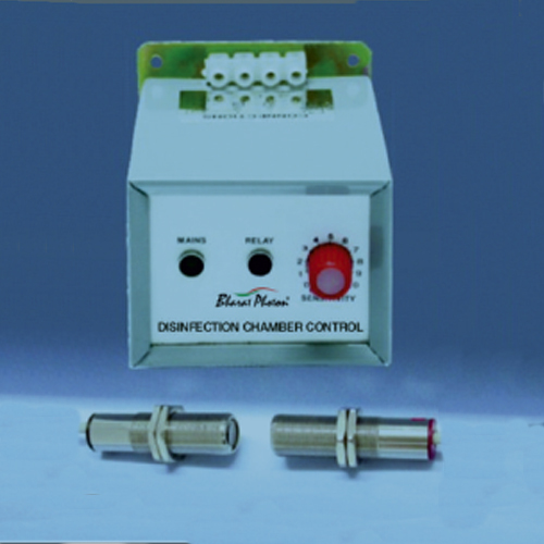 Disinfection Chamber Control Sensor - BHARAT PHOTON