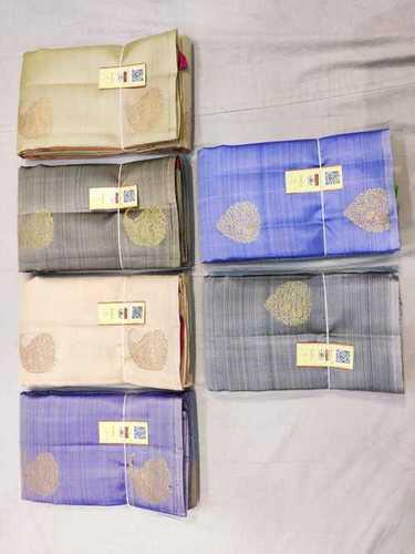 Ladies Weaving Soft Silk Saree