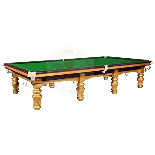 Antique Billiards Table Steal Cushion