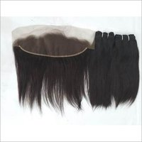 Single Drawn Smooth and Soft Straight Hair