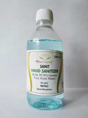 Ama Fresh Sanit Hand Sanitizer - 200ml