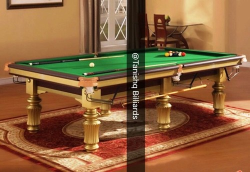 Antique Luxury Billiards Table