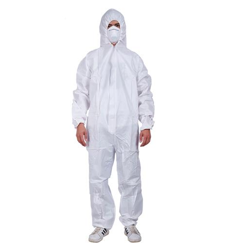 Perfect Quality Chemical Resistant Safety Disposable Hazmat Suits