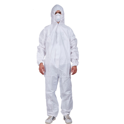 Perfect Quality Chemical Resistant Safety Disposable Hazmat Suits
