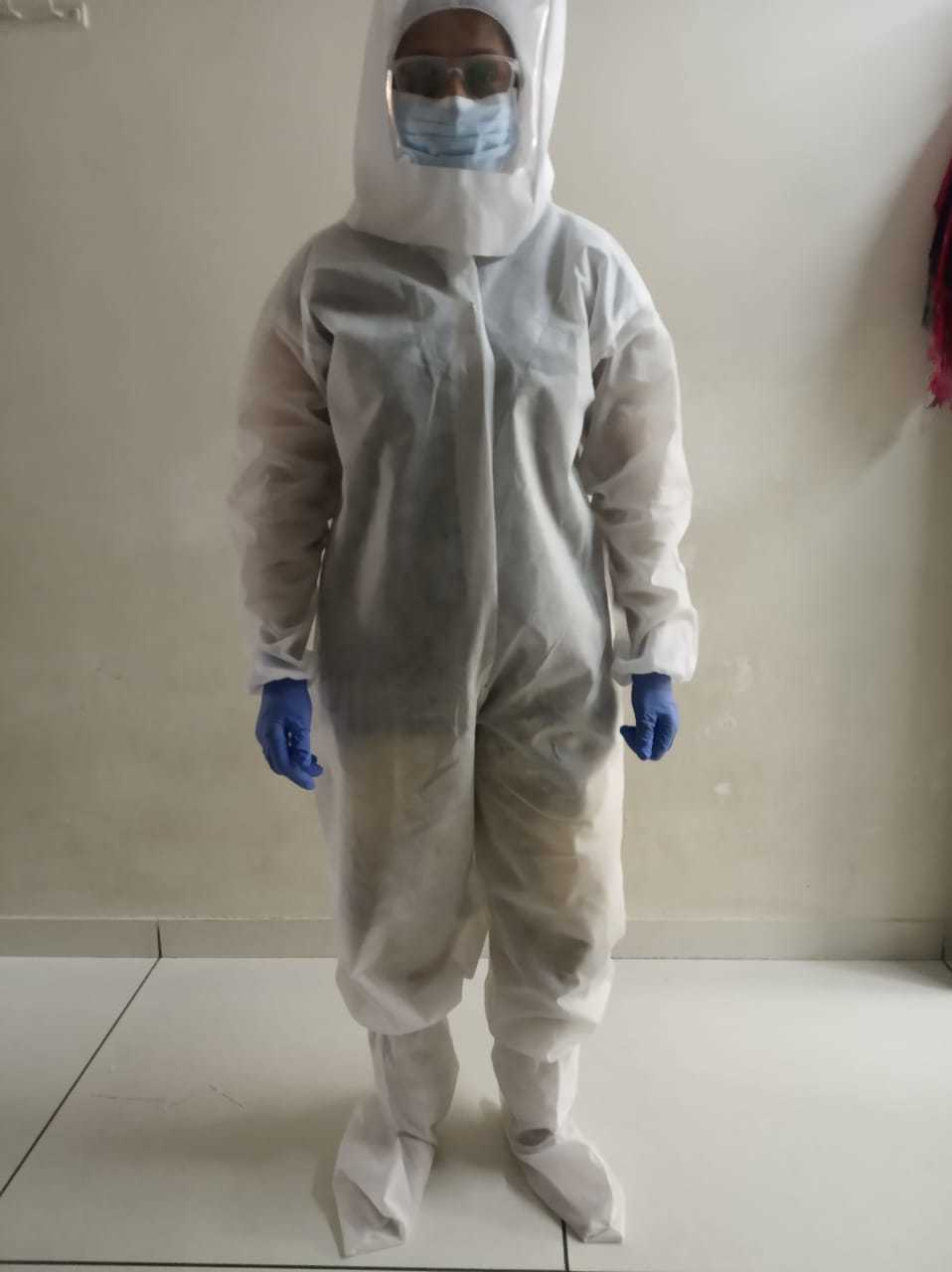 Sterilized PPE Kit