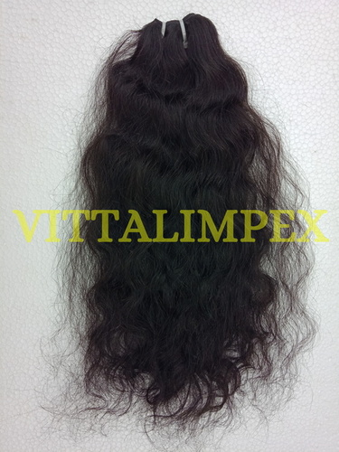 Temple Virgin Unprocessed Weft Hair