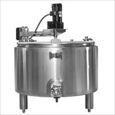 Flavoured Mixing Tank