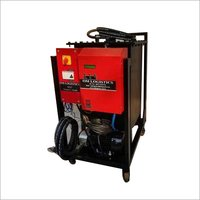 Electrostatic Liquid Cleaning System