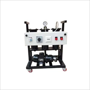 F15 Portable Hydraulic Oil Cleaning Machine