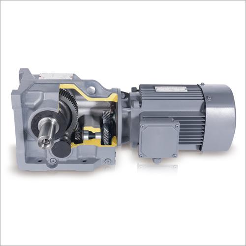 K Series Helical Gear Spiral Bevel Gearbox