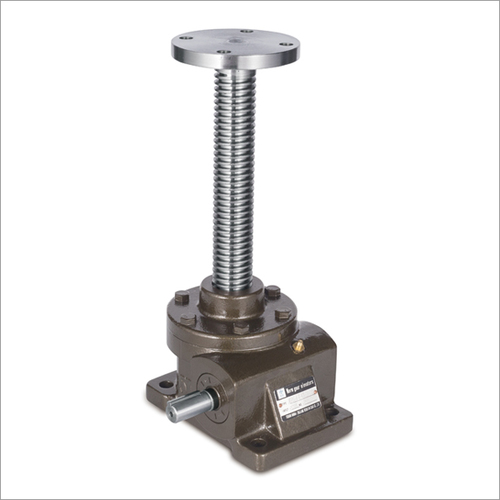 WSH Series Worm Reducer Screw Jack
