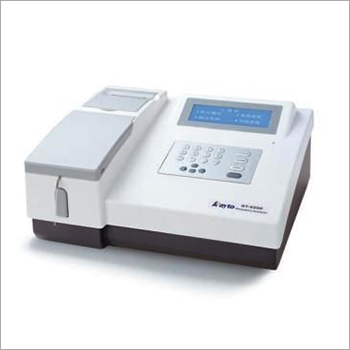 Semi-Automatic Biochemical Testing Machine