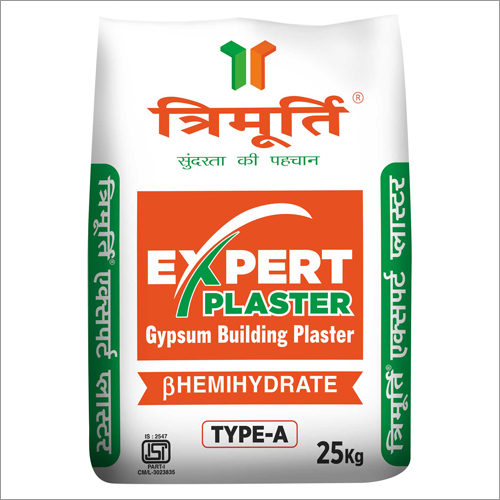 POP/ Gypsum Plaster
