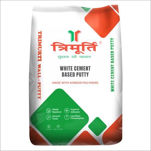 Trimurti 20 Kg White Cement Based Putty