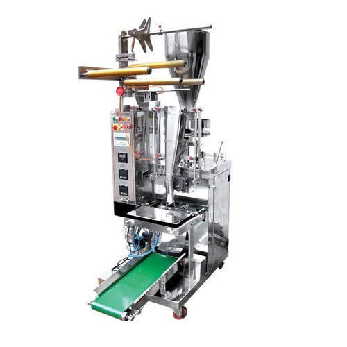 Automatic Pouch Making Machne