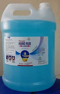 Vecare Hand Rub Cleaner