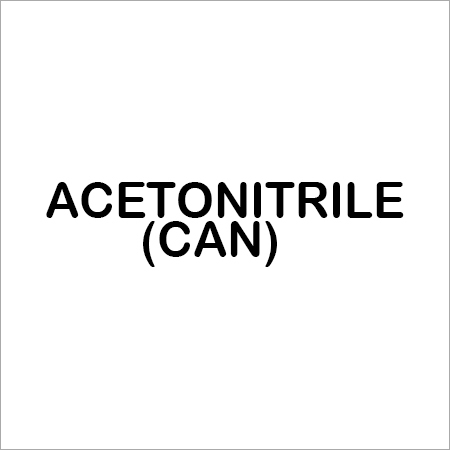 ACETONITRILE (CAN)
