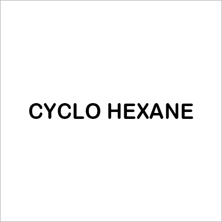 CYCLO HEXANE