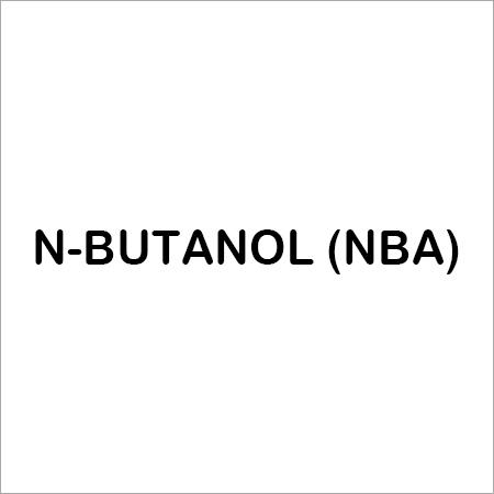 N-BUTANOL (NBA)