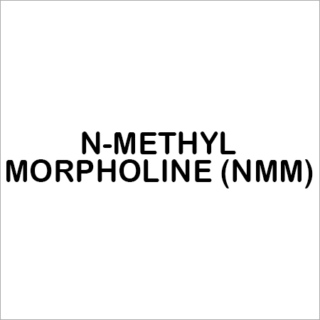 N-Methyl Morpholine (NMM)