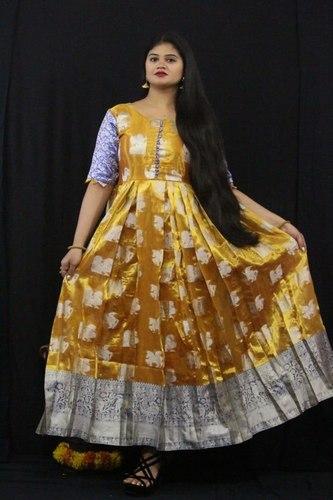 New Designer Anarkali Long Gown