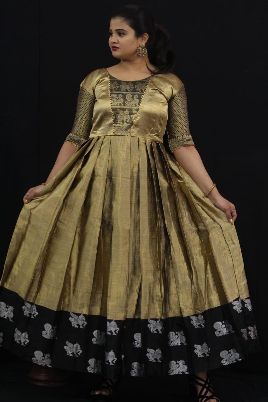 New Designer Anarkali Long Kurti