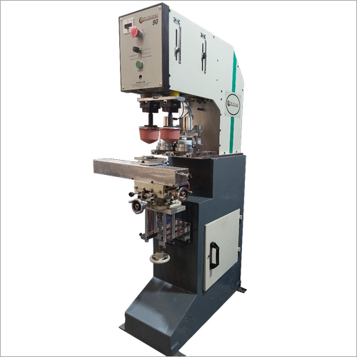 Two Color Automatic MCB Pad Printing Machine