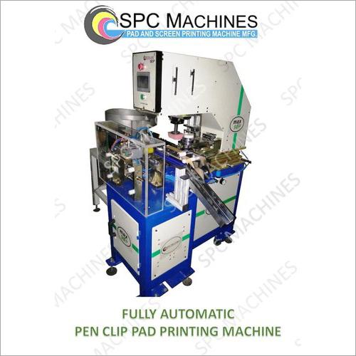 Automatic Pen Clip Pad Printing Machine