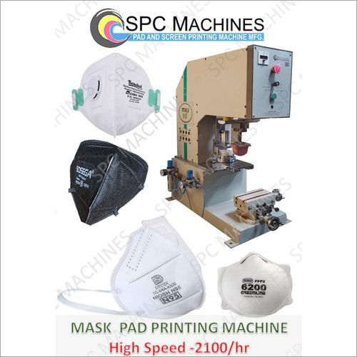 Mask Pad Printing Machines