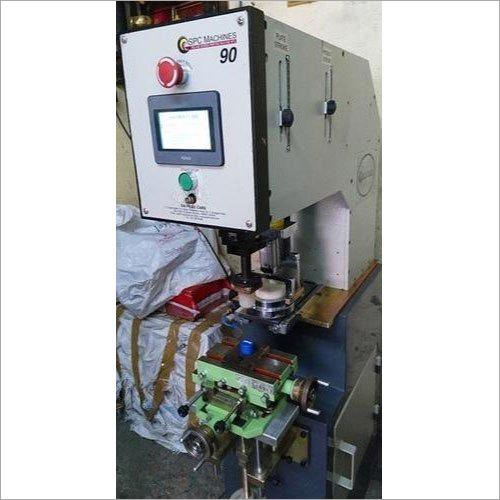 SPC Machines Motorized Pad Printing Machine